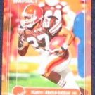 2000 Fleer Impact Karim Abdul-Jabbar #84 Browns