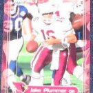 2000 Fleer Impact Jake Plummer #130 Cardinals