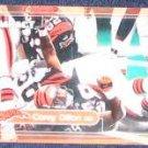 2000 Fleer Impact Corey Dillon #187 Bengals