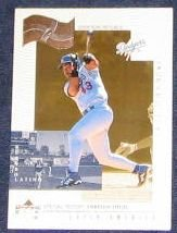 1999 Upper Deck Foreign Focus Raul Mondesi #232 Dodgers