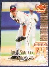 1999 Upper Deck Century Legends John Smoltz #95 Braves