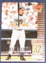 1999 Upper Deck Century Legends Jeff Bagwell #82 Astros