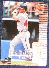 1999 Upper Deck Century Legends Tom Glavine #71 Braves