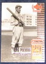 1999 Upper Deck Century Legends Nap Lajoie #29 Indians