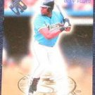 1999 Private Stock Cliff Floyd #86 Marlins
