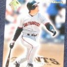 1999 Private Stock Bill Mueller #118 Giants