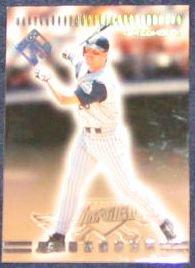 1999 Private Stock Jim Edmonds #28 Angels