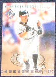 1999 Private Stock Dave Berg #58 Marlins