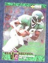 1997 Coll. Choice Turf Champ. Keyshawn Johnson #TC-11