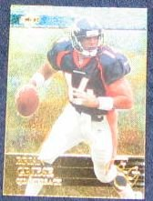 2000 Collectors Edge Brian Griese #31 Broncos