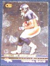 2002 Pacific Heads-Up Terrell Davis #37 Broncos