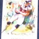 2001 Pacific Impressions Ed McCaffrey #42 Broncos