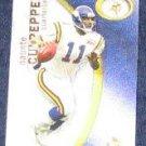 2001 Fleer EX Daunte Culpepper #10 Vikings