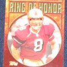 2002 Topps Ring of Honor Steve Young #SY29 49ers