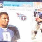2002 Fleer Air to the Throne Steve McNair #10 Titans