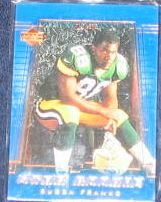 2000 Upper Deck Star Rookie Bubba Franks #253 Packers