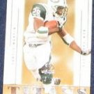 2002 Sp Legendary Cuts Curtis Martin #'d345/1500 Jets
