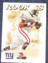 2000 Fleer Dominion Rookie Ron Dayne #201