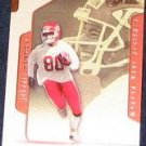 2002 Flair Johnnie Morton #14 Chiefs