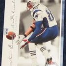 2001 Fleer Genuine Terry Glenn #78 Patriots