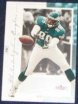 2001 Fleer Genuine Chad Lewis #84 Eagles