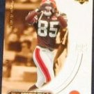 2000 Upper Deck Ovation Kevin Johnson #14 Browns