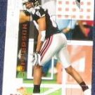 2002 Upper Deck MVP Shawn Jefferson #12 Falcons