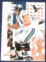 2002 Upper Deck MVP Tony Boselli #99 Texans