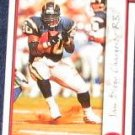 1999 Bowman Natrone Means #72 Chargers