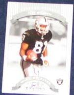 2002 Donruss Classics Tim Brown #83 Raiders