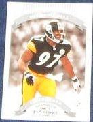 2002 Donruss Classics Kendrell Bell #89 Steelers