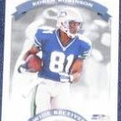 2002 Donruss Classics Koren Robinson #96 Seahawks