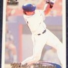 1999 Pacific Paramount Mike Piazza #155 Mets