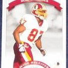 2002 Donruss Classics Rod Gardner #44 Redskins