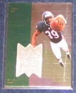 1998 UD SPx Curtis Enis #312 #'d 2601/4000 Bears