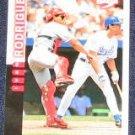 1998 Score Ivan Rodriguez #88 Rangers