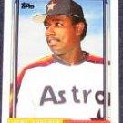1992 Topps Debut Tony Eusebid #52 Astros