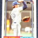 1992 Topps Debut Ray Giannelli #64 Blue Jays