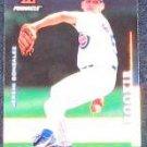 1997 Pinnacle Rookie Jeremi Gonzalez #168 Cubs
