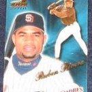 1999 Pacific Aurora Ruben Rivera #164 Padres