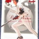 2001 UD Sweet Spot Richie Sexson #34 Brewers