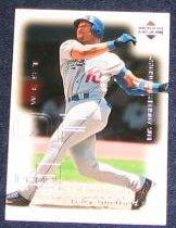 2000 Pros & Prospects Gary Sheffield #65 Dodgers