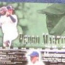 2002 UD POH Pedro Martinez #25 Red Sox