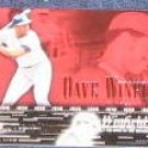 2002 UD POH Dave Winfield #81 Padres