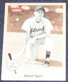 2002 Fleer Greats of the Game Al Kaline #67 Tigers