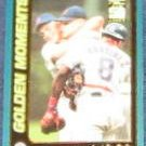 2001 Topps Golden Moments Kerry Wood #786 Cubs
