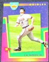 1993 UD Fun Pack Cal Ripken Jr. #135 Orioles