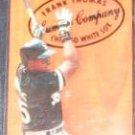 1994 Fleer Lumber Company Frank Thomas #9 White Sox