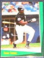 1993 Score Select Frank Thomas #6 White Sox