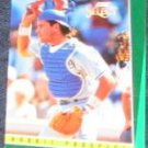 1993 Score Rookie Prospect Mike Piazza #347 Dodgers
